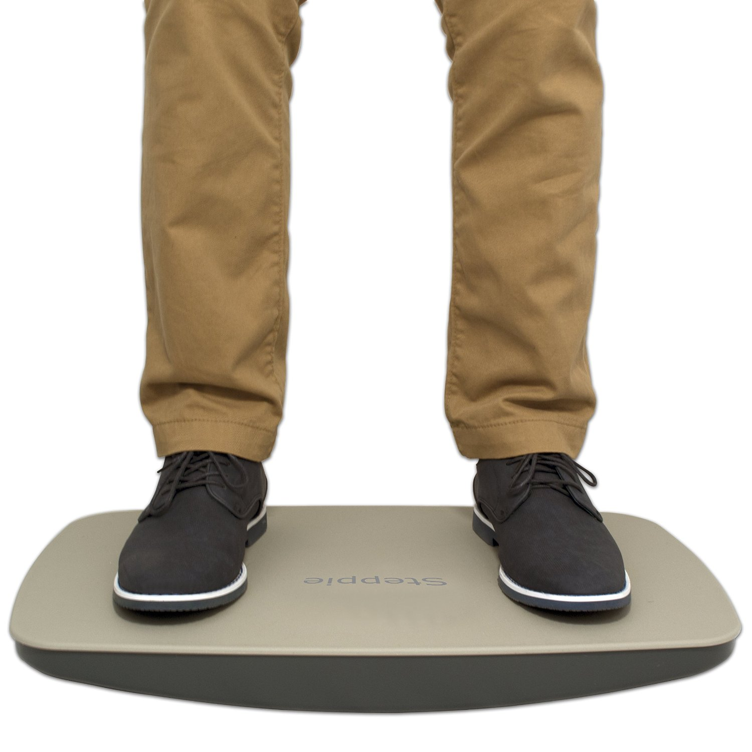 Office step board for standing desks