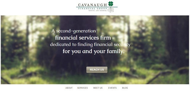 Cavanaugh financial uses high touch strategies to grow