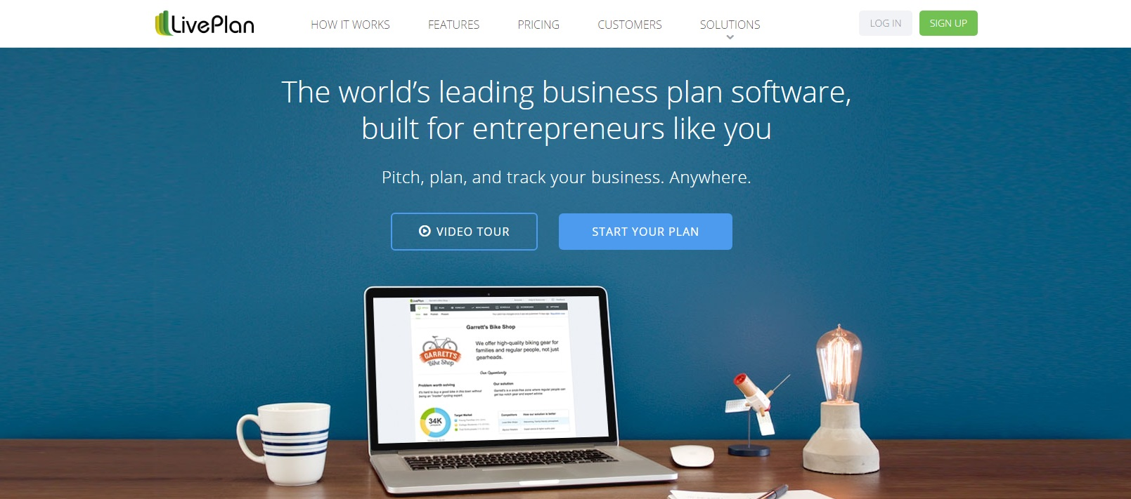 LivePlan Business Plans