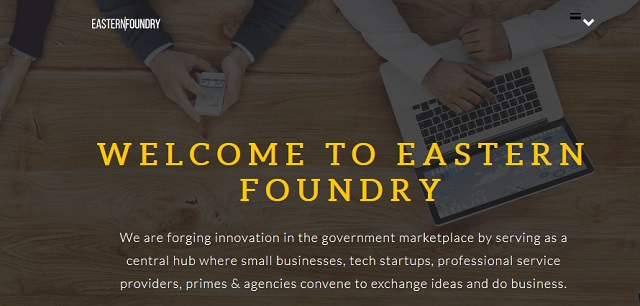 The SBA helped Eastern Foundry with marketing services