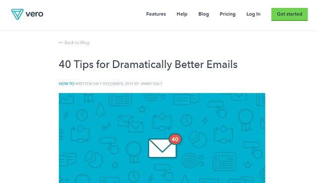 Plenty of useful email marketing tips