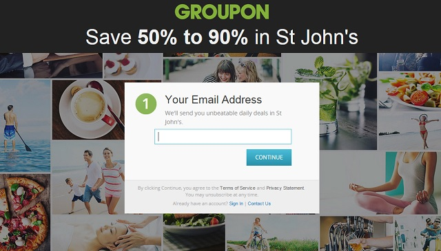 Groupon starts out with a mistake that's difficult to correct