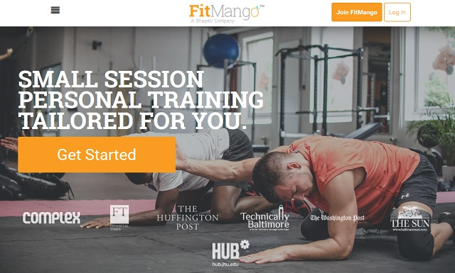 Fitmango makes personal training afforable