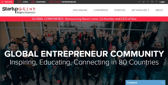 Startup grind is a great resource for expert knowledge and networking