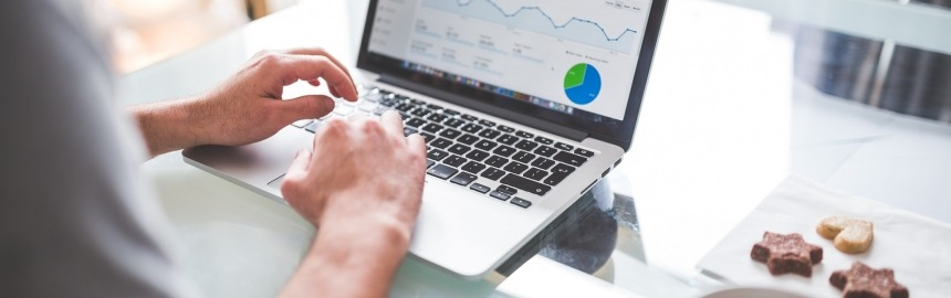 Online competitor analysis