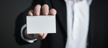 Design and print your own business cards