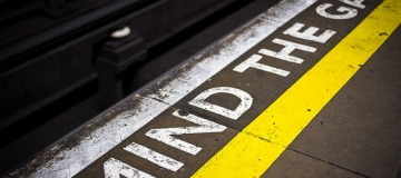 Gap in the market startups. Photo by Robert S. Donovan