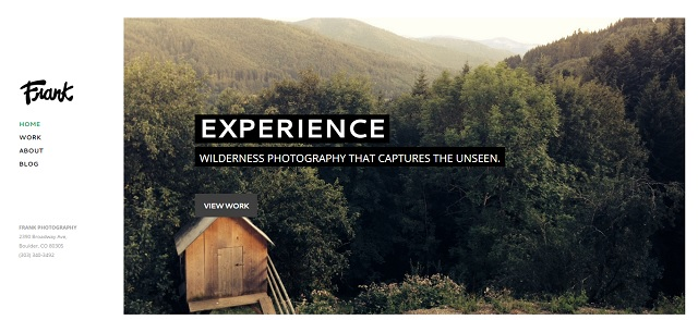 Weebly responsive theme design - standard